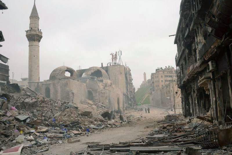 UNESCO_Aleppo-iraq-syria-damage-war-mosques